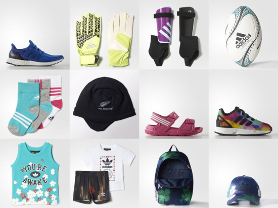 Adidas Sports and Accessories