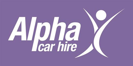 Alpha Car Hire Logo