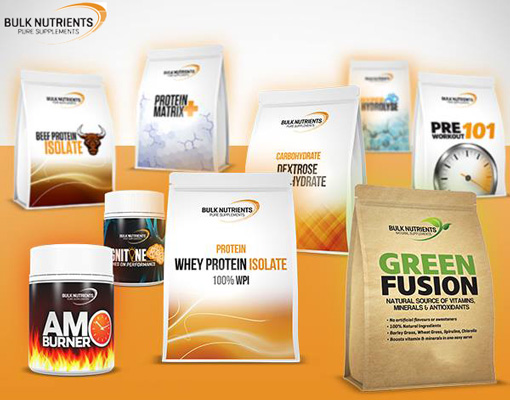 Bulk Nutrients Product