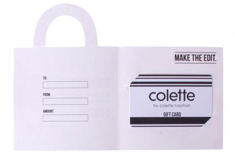 Colette Hayman gift Cards
