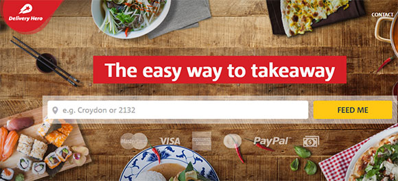 Delivery Hero Cover Image