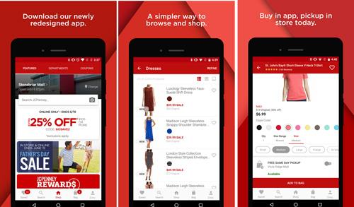 JCPenney Mobile App