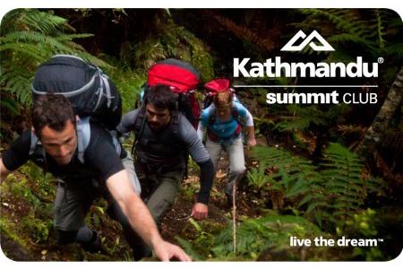 Kathmandu Summit Card