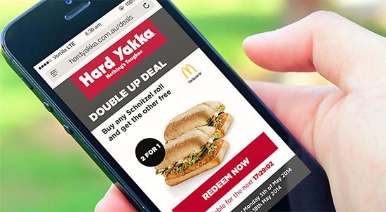 Hard Yakka Mobile App