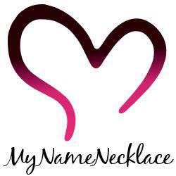 My Name Necklace Logo