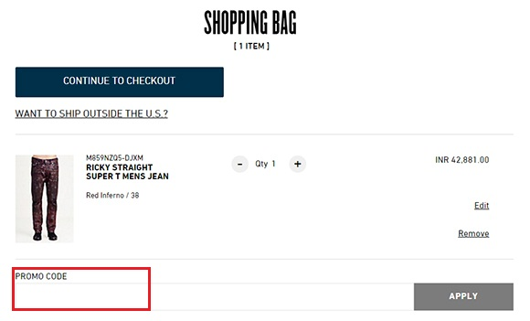 True religion coupon code