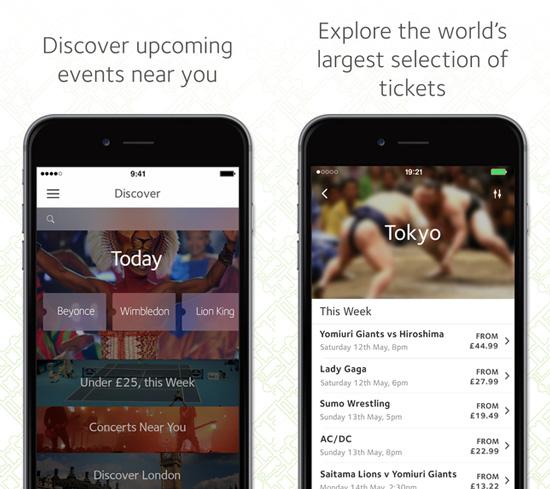viagogo-app