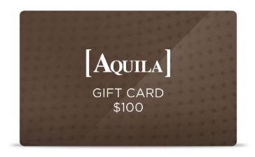 Aquila gift cards