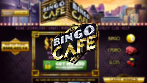Bingo Cafe Withdrawal