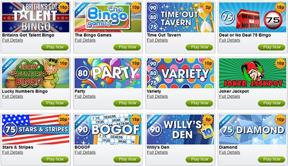 Bingo Cafe Promo