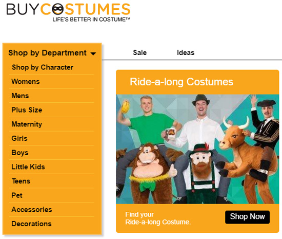 $12 Off BuyCostumes Discount Codes February 2020