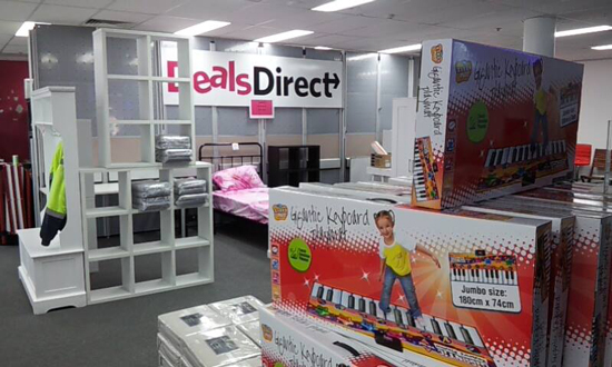 Deals Direct Logo