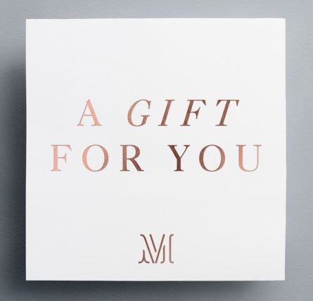 Monica Vinader gift card