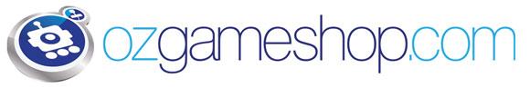 OzGameShop Logo