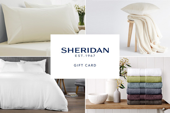 Sheridan Outlet Gift Card