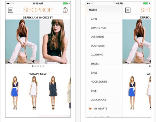 shopbop-mobile