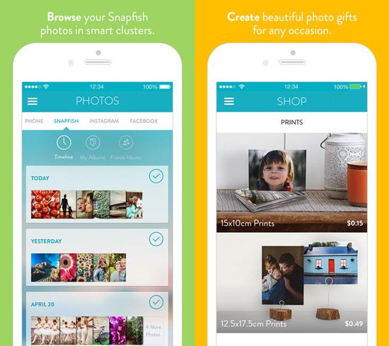 snapfish-app