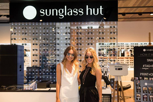 Sunglass Hut product