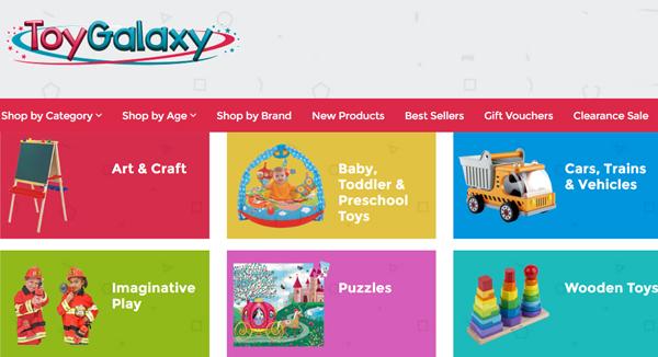 Toy Galaxy Logo