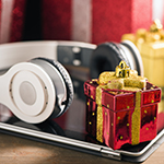 Tablet and headphone best Christmas gifts